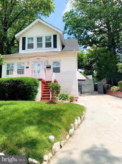 6303 Clearspring Road, Baltimore, MD 21212 - #: MDBA2001900