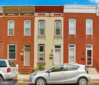 1219 Patapsco Street, Baltimore, MD 21230 - #: MDBA2001916