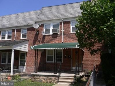 829 N Woodington Road, Baltimore, MD 21229 - #: MDBA2002132
