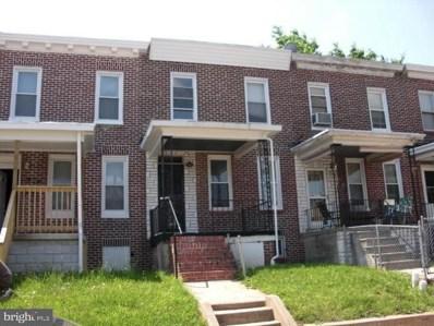 3311 Lyndale Avenue, Baltimore, MD 21213 - #: MDBA2002150