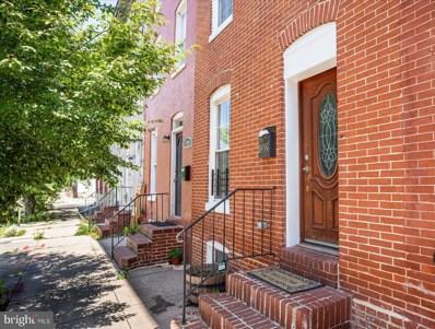 1022 W Cross Street, Baltimore, MD 21230 - #: MDBA2002194