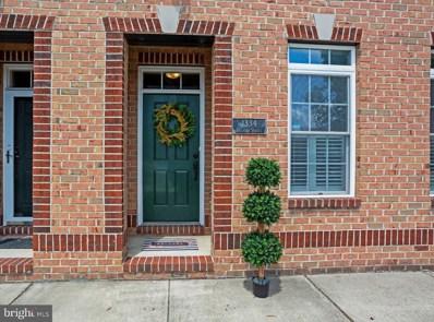 1334 Decatur Street, Baltimore, MD 21230 - #: MDBA2002242