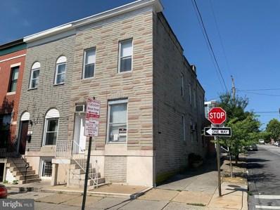 448 N Luzerne Avenue, Baltimore, MD 21224 - #: MDBA2002244