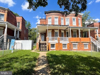 3915 Park Heights Avenue, Baltimore, MD 21215 - #: MDBA2002262