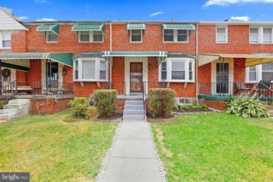 1207 Winston Avenue, Baltimore, MD 21239 - #: MDBA2002274