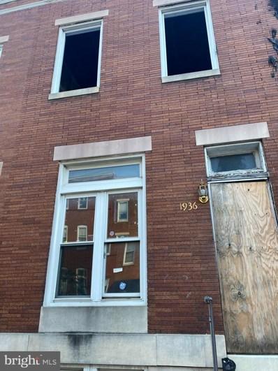 2423 McCulloh, Baltimore, MD 21217 - #: MDBA2002298