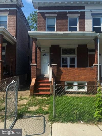 1723 Homestead Street, Baltimore, MD 21218 - #: MDBA2002336