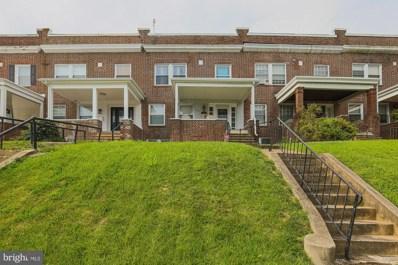 1927 E 32ND Street, Baltimore, MD 21218 - #: MDBA2002380