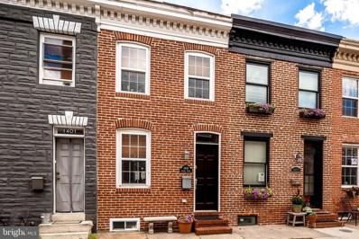 1403 Cooksie Street, Baltimore, MD 21230 - #: MDBA2002388