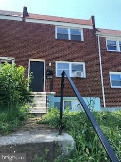 3820 West Bay Avenue, Baltimore, MD 21225 - #: MDBA2002390