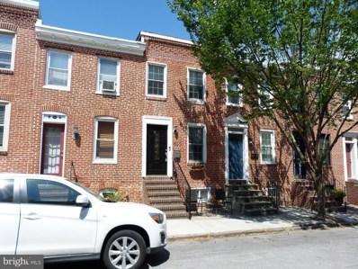 1530 William Street, Baltimore, MD 21230 - MLS#: MDBA2002418