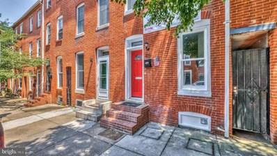 1219 William Street, Baltimore, MD 21230 - #: MDBA2002434