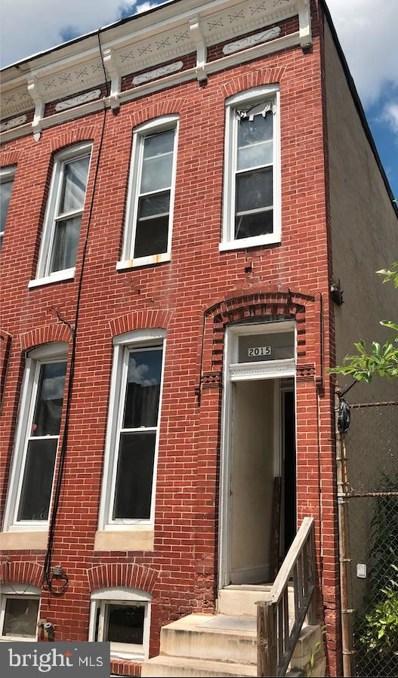 2015 Division Street, Baltimore, MD 21217 - #: MDBA2002456
