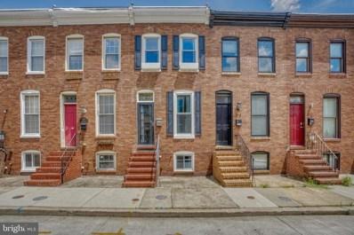 511 S Glover Street, Baltimore, MD 21224 - #: MDBA2002474