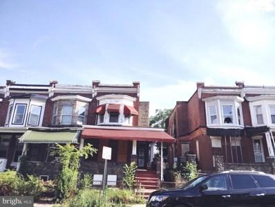 2817 Riggs Avenue, Baltimore, MD 21216 - #: MDBA2002508