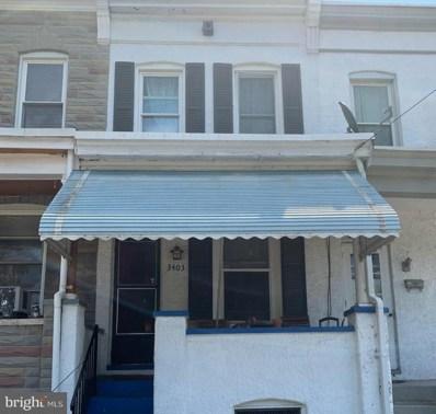 3403 Pleasant Place, Baltimore, MD 21211 - #: MDBA2002514