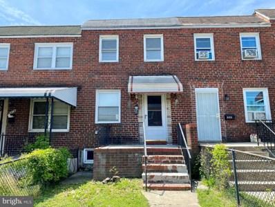 6417 Hartwait Street, Baltimore, MD 21224 - #: MDBA2002518