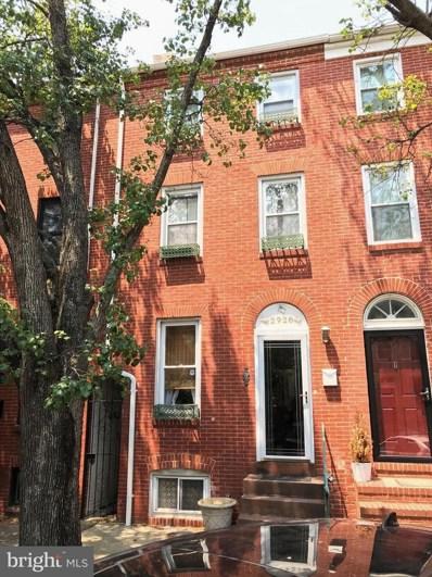 2928 Elliott Street, Baltimore, MD 21224 - #: MDBA2002544