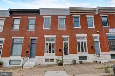 3907 Fait Avenue, Baltimore, MD 21224 - #: MDBA2002572