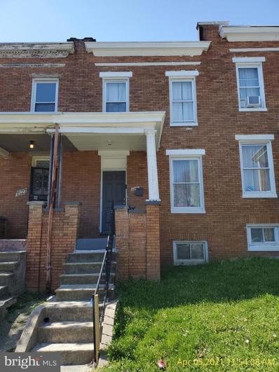 1525 Montpelier Street, Baltimore, MD 21218 - #: MDBA2002576