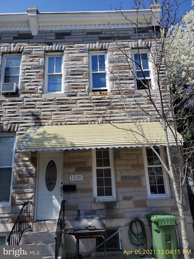 1530 N Eden Street, Baltimore, MD 21213 - #: MDBA2002586