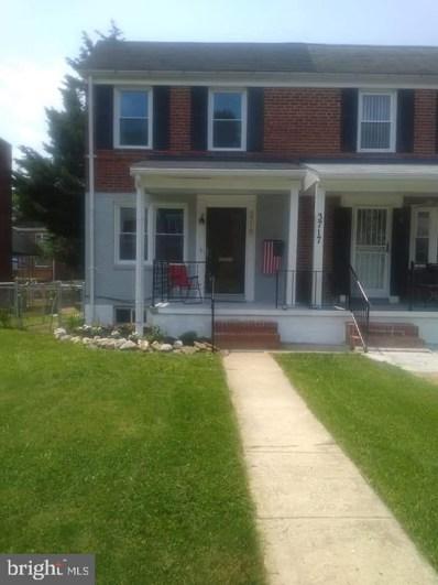 3719 Evergreen Avenue, Baltimore, MD 21206 - #: MDBA2002594