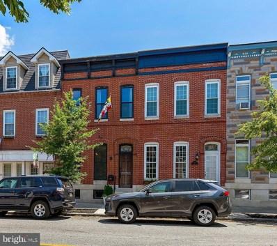 1215 S Charles Street, Baltimore, MD 21230 - #: MDBA2002596
