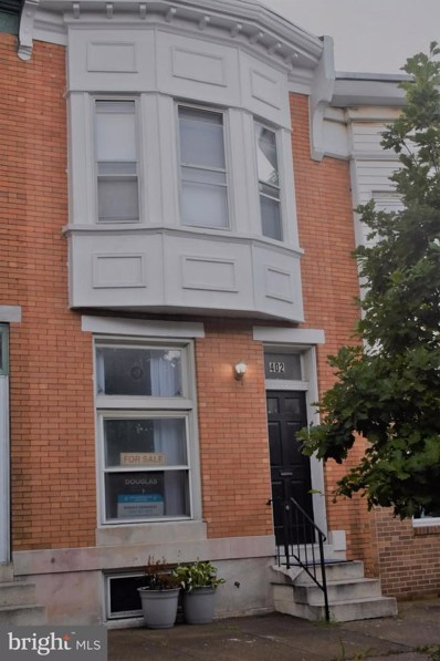 402 S Lehigh Street, Baltimore, MD 21224 - #: MDBA2002602