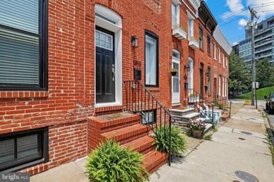 1408 Reynolds Street, Baltimore, MD 21230 - #: MDBA2002626