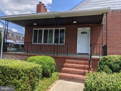 3522 W Caton Avenue, Baltimore, MD 21229 - #: MDBA2002662