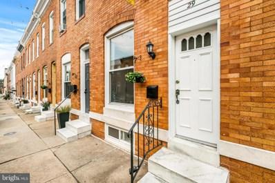29 S Decker Avenue, Baltimore, MD 21224 - #: MDBA2002724