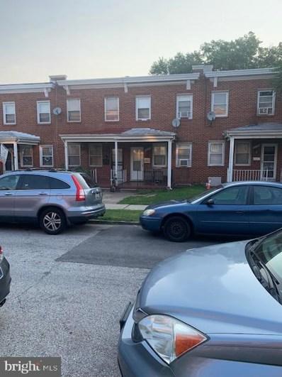 2027 Griffis Avenue, Baltimore, MD 21230 - #: MDBA2002766