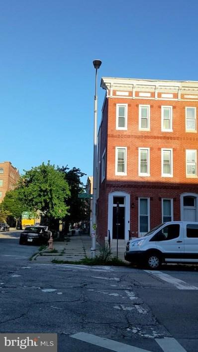1500 N Caroline Street, Baltimore, MD 21213 - #: MDBA2002778