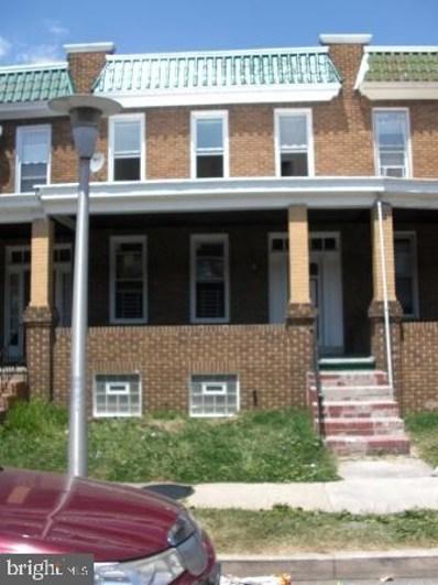 3120 Lawnview Avenue, Baltimore, MD 21213 - #: MDBA2002780