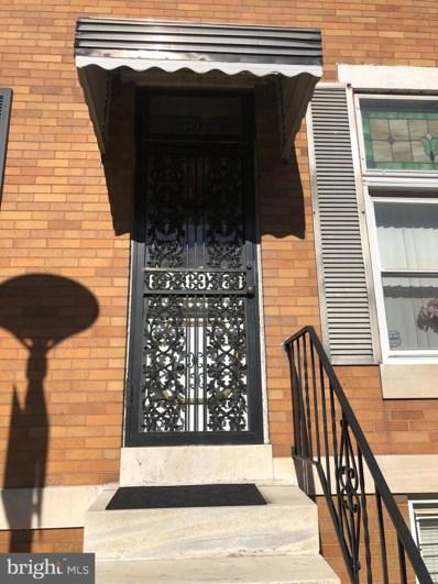 2614 Mura Street, Baltimore, MD 21213 - #: MDBA2002796