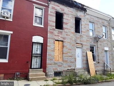 1930 Lemmon Street, Baltimore, MD 21223 - #: MDBA2002822