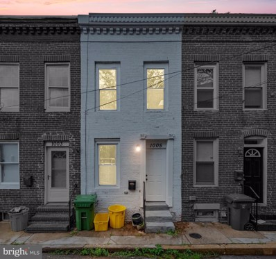 1005 Sterrett Street, Baltimore, MD 21230 - #: MDBA2002826