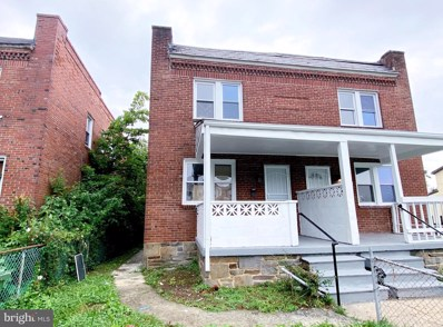 5215 Cuthbert Avenue, Baltimore, MD 21215 - #: MDBA2002832