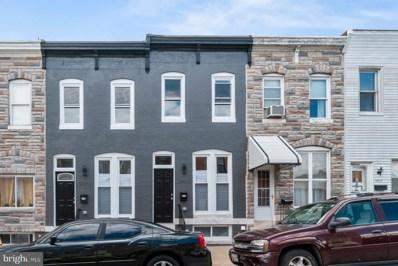 3911 Mount Pleasant Avenue, Baltimore, MD 21224 - #: MDBA2002838