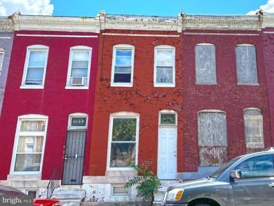 2005 E Lafayette Avenue, Baltimore, MD 21213 - #: MDBA2002840