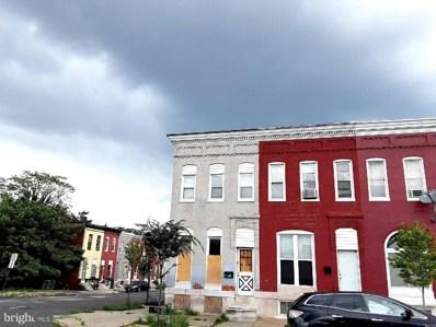 2400 E Lafayette Avenue, Baltimore, MD 21213 - #: MDBA2002894