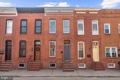 1430 Richardson Street, Baltimore, MD 21230 - #: MDBA2002900