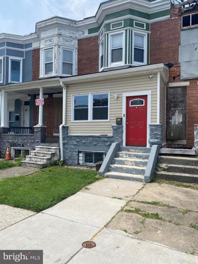 4046 Park Heights Avenue, Baltimore, MD 21215 - #: MDBA2002910