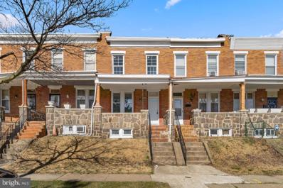 2626 Cecil Avenue, Baltimore, MD 21218 - #: MDBA2002986