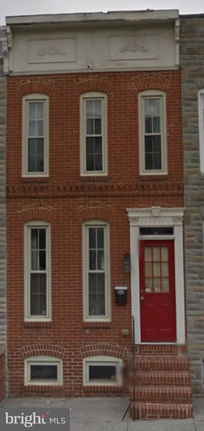 1139 W Cross Street, Baltimore, MD 21230 - #: MDBA2003022