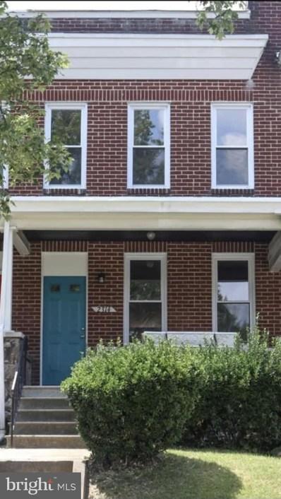 2314 N Rosedale Street, Baltimore, MD 21216 - #: MDBA2003024