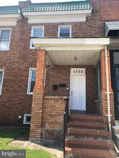5205 Eastern Avenue, Baltimore, MD 21224 - #: MDBA2003028