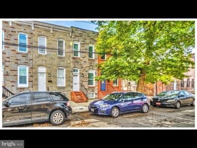 1219 W Ostend Street, Baltimore, MD 21230 - #: MDBA2003112
