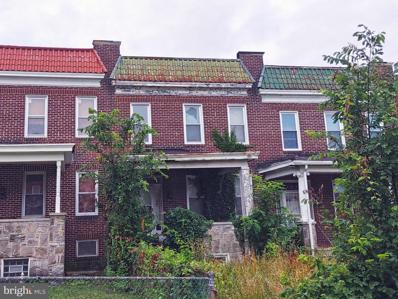2313 Anoka Avenue, Baltimore, MD 21215 - #: MDBA2003162