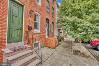 1726 Gough Street, Baltimore, MD 21231 - #: MDBA2003164